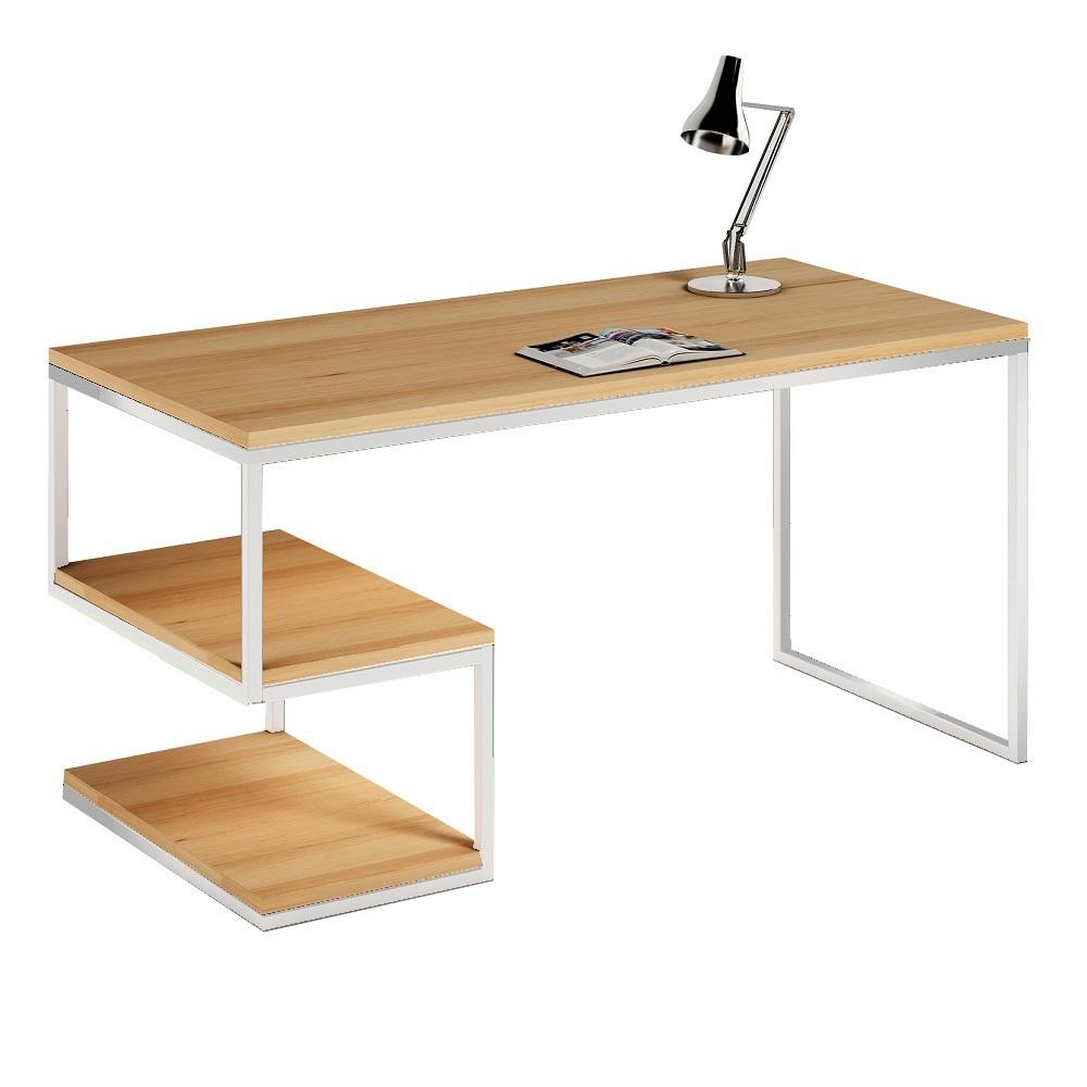 Minimalistyczne Biurko Komputerowe Do Biura Pracowni Loft
